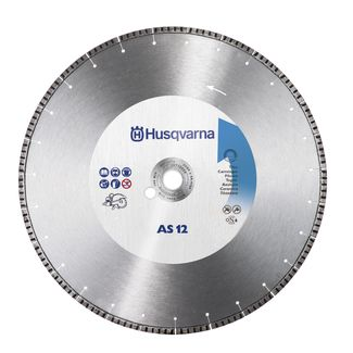 Husqvarna-Diamantscheibe AS12 D=230 mm