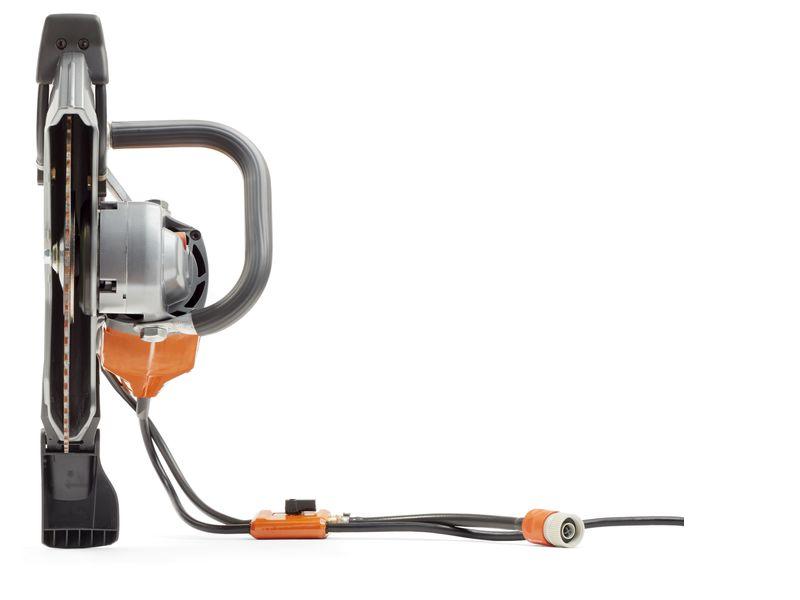husqvarna elektro trennschleifer k 4000 wet elektro trennschleifer 1a. Black Bedroom Furniture Sets. Home Design Ideas